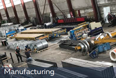 Mounting systems manufacturing